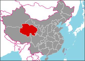 青海省の基本情報やフリー地図・...