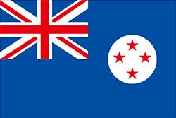 商船旗-南十字星の旗