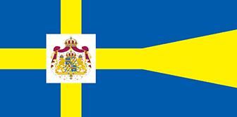 スウェーデン国王旗