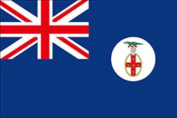 ジャマイカ植民地時代の国旗