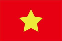北ベトナムの旗