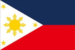 フィリピンの国旗1919-1985 1986-1998