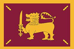 スリランカ国旗の変遷1948–1951