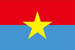 南ベトナム民族解放戦線の旗
