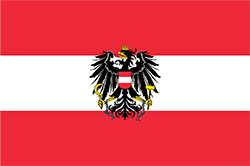 オーストリアの政府旗