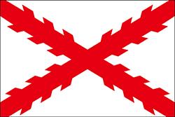 ジャマイカ植民地時代の旗