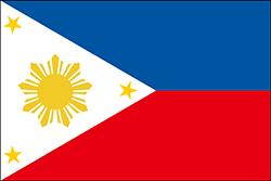 フィリピンの新国旗