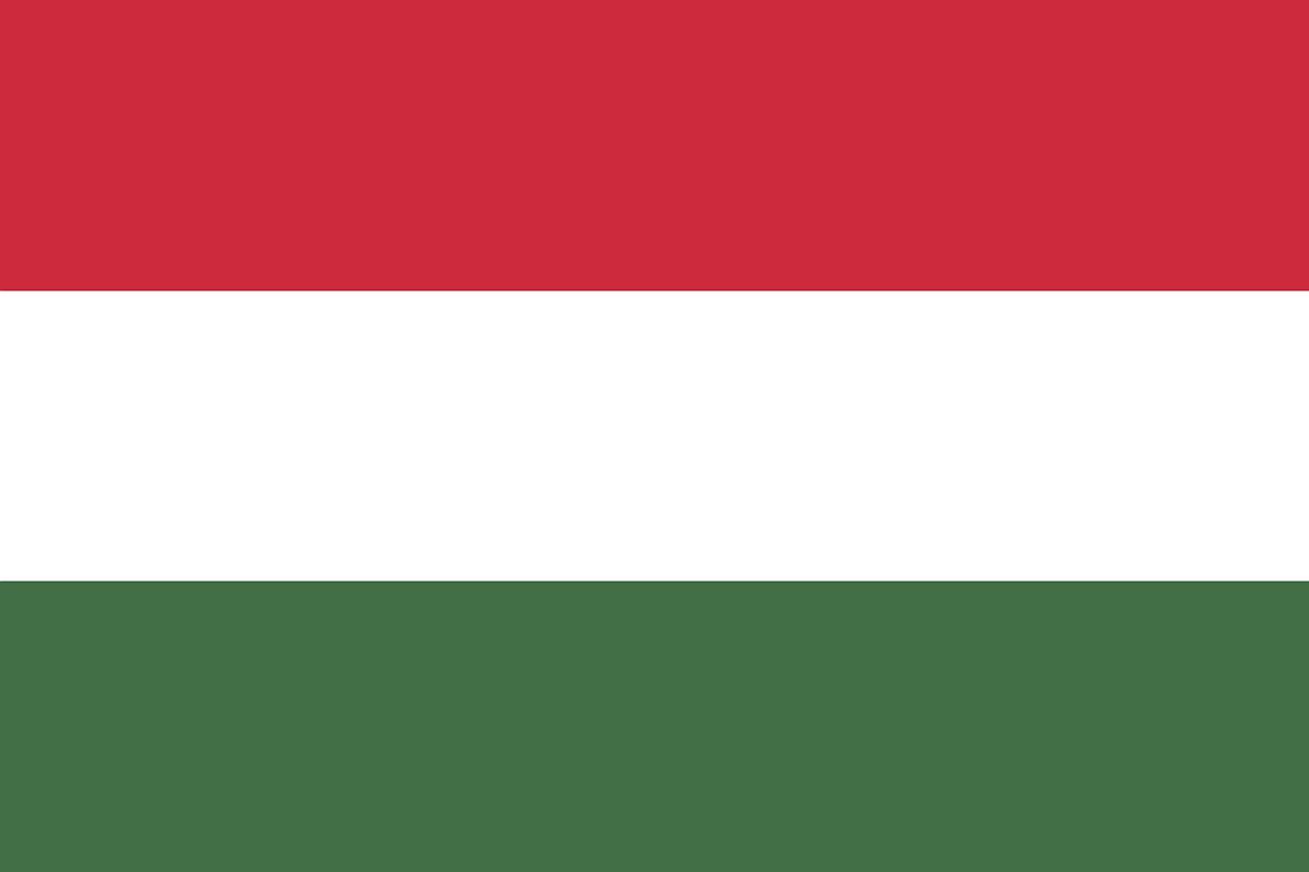 ハンガリーの国旗