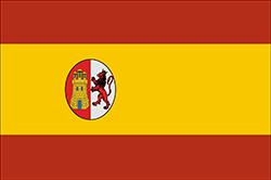 最初のスペイン共和国の国旗