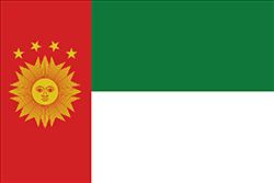南ペルー共和国の国旗