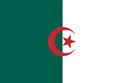 アルジェリア民族解放戦線の旗