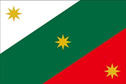 メキシコ帝国摂政旗