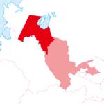 カラカルパクスタン共和国の位置