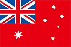 レッドエンサインのオーストラリア()