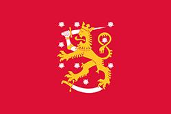 フィンランド国旗1917-1918