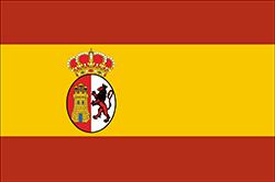 スペイン王国の国旗