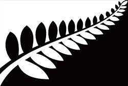 ニュージーランド新国旗の案A