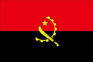 アンゴラの国旗