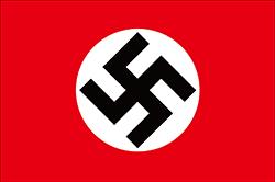 ナチスドイツの旗