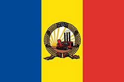 ルーマニアの国旗の変遷1948