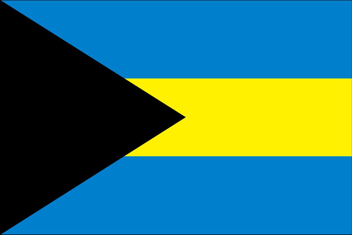バハマの国旗