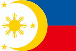 フィリピンの新国旗案3