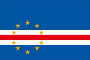 カーボベルデの国旗