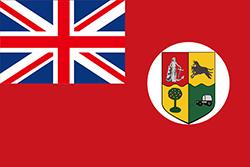 南アフリカ連邦の国旗1912-1928