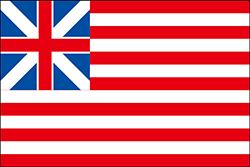 星条旗-イギリスカントン