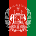 アフガニスタンの国旗