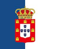 ポルトガル商船旗1830〜1910