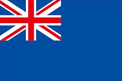 ブルー・エンサインの旗