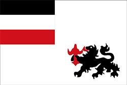 ドイツ領ニューギニアの旗