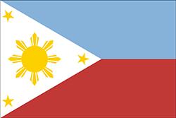 フィリピンの国旗1985-1986