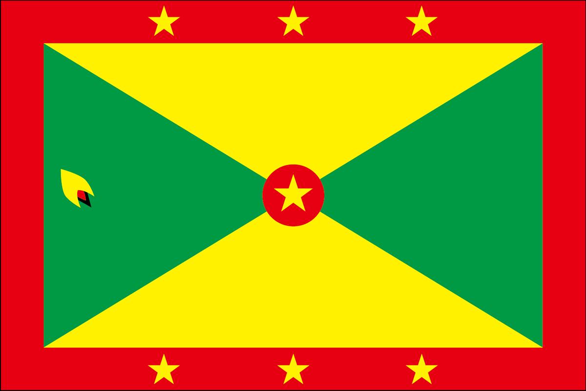 グレナダの国旗