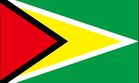 ガイアナの国旗