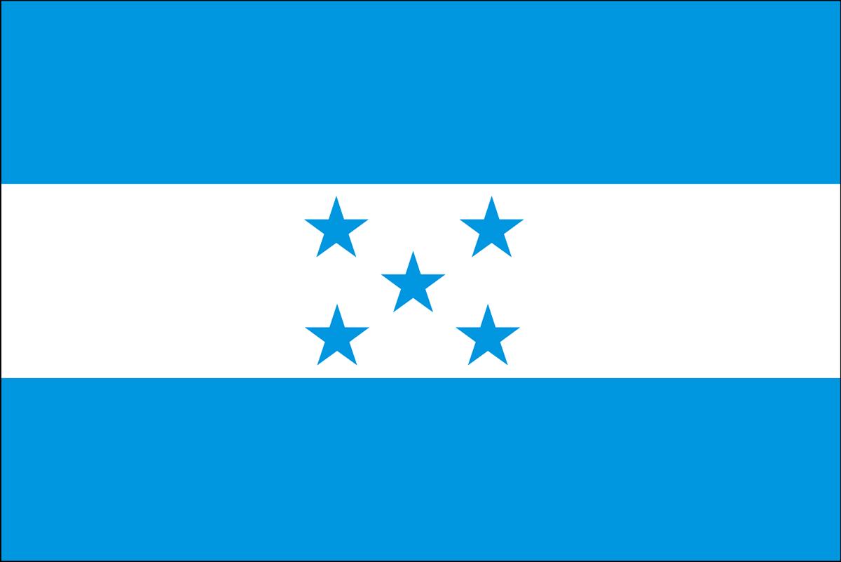 ホンジュラスの国旗