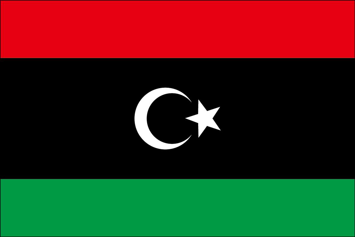 リビアの国旗