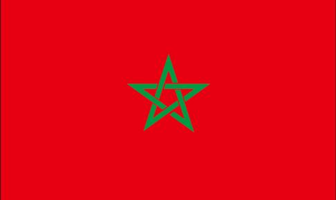 モロッコの国旗