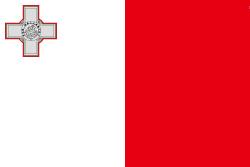 マルタの国旗