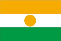 ニジェールの国旗