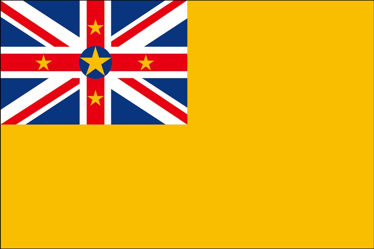 ニウエの国旗