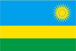 ルワンダの国旗