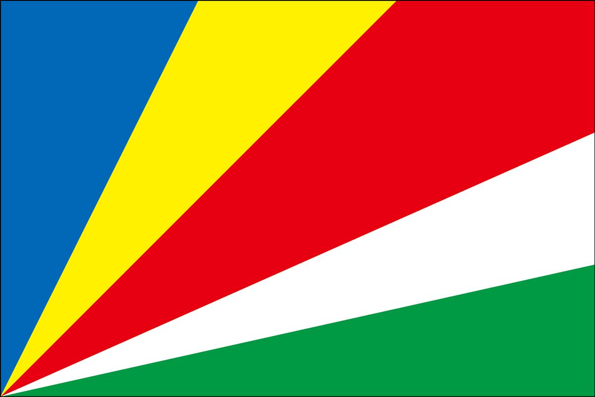 セイシェルの国旗