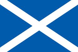 スコットランドの旗