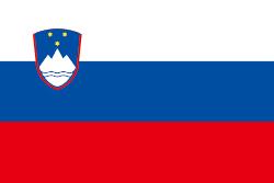 スロベニアの国旗