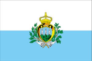 サンマリノの国旗