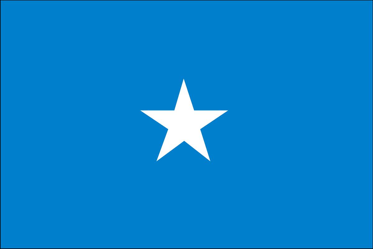 ソマリアの国旗