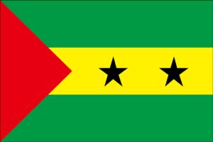 サントメ・プリンシペの国旗