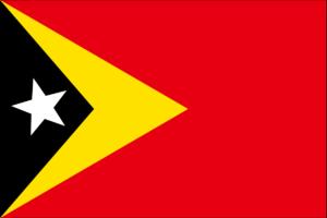 東ティモールの国旗